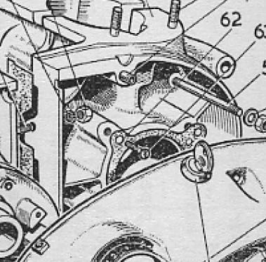 Fuel Tap Seal Set 3 x Villiers Carb Carburettor Float Bowl